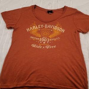 Harley Davidson S/S T-shirt